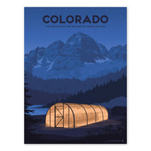 Load image into Gallery viewer, Goldleaf Prints Colorado Enlightenment Hero