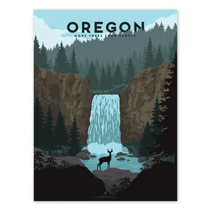 Goldleaf Prints Oregon Trees Hero