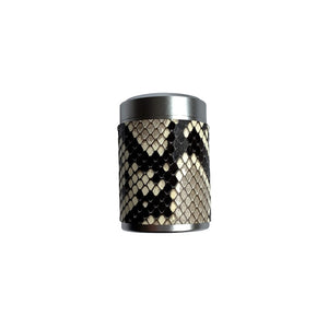 Haus of Topper Python Diamond Back Natural Stash Container Hero