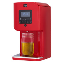 Load image into Gallery viewer, Levo 2 Oil Infuser Cayenne Red Dispensed