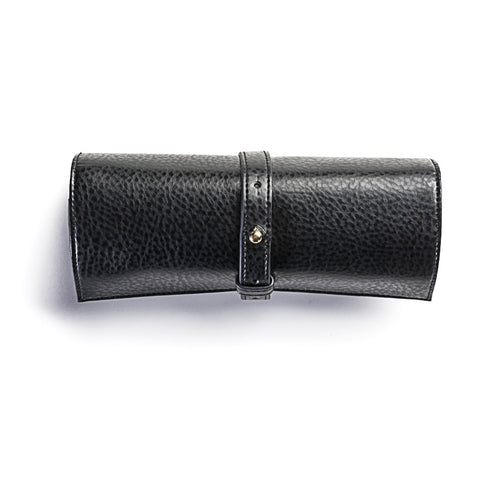 Rogue Paq Ritual Case Pebbled Vegan Leather Rolled