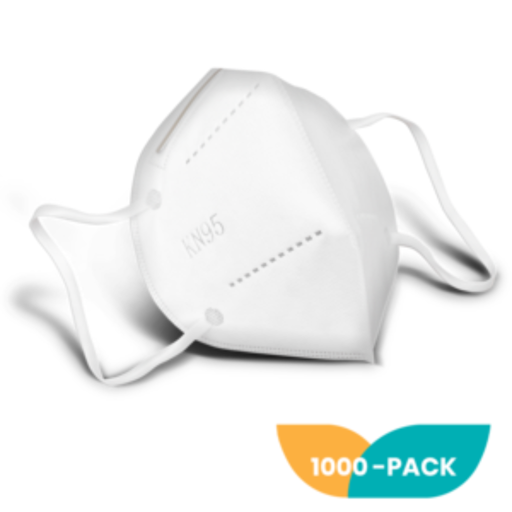 KN95 Face Mask (1000 Pack)