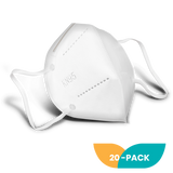 KN95 Face Mask - 20 Pack