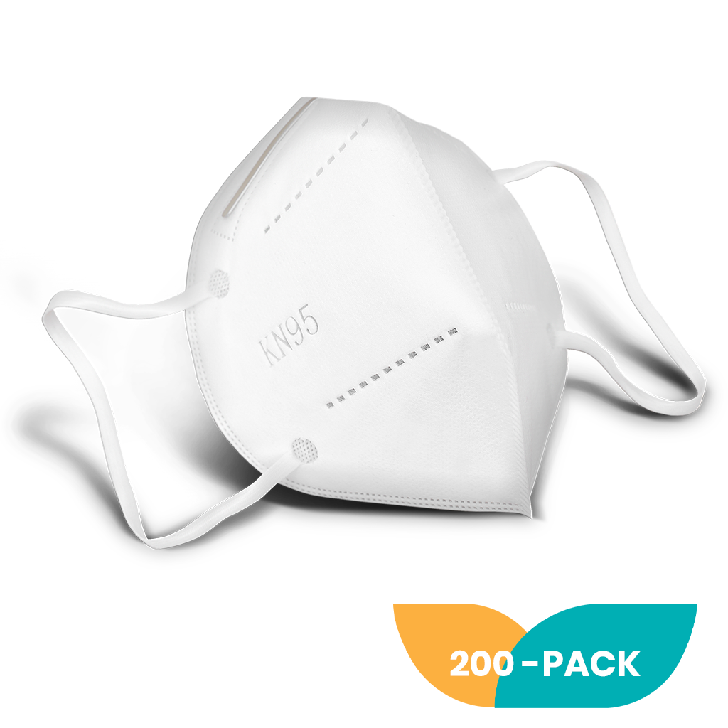 KN95 Face Mask (200 Pack)