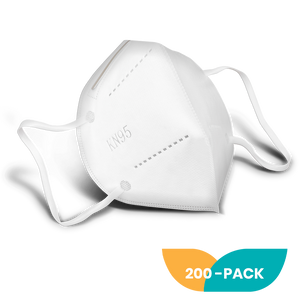 KN95 Face Mask - 200 Pack