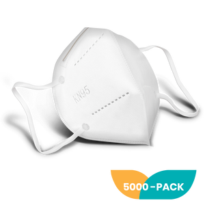 KN95 Face Mask - 5000 Pack