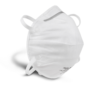 NIOSH Cup Style N95 Respirator Mask - 2500 Pack