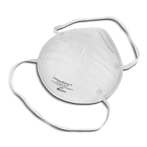 NIOSH Cup Style N95 Respirator Mask - 500 Pack
