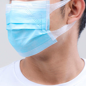 3-PLY Face Mask - 5000 Pack