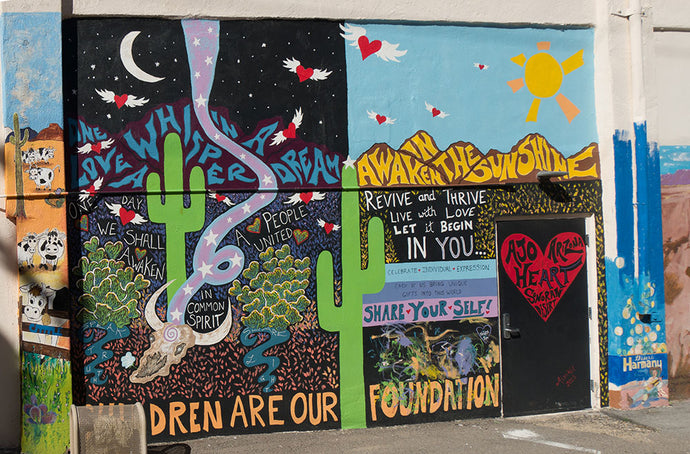 How an Arizona Mining Town Reinvented Itself as an Arts Community