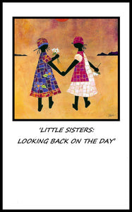 'LITTLE SISTERS: LOOKING BACK ON THE DAY'