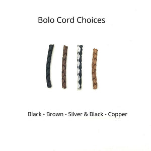 Build Your Own Bolo -- Silver Mask