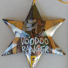 Load image into Gallery viewer, Beer Can Star - Voodoo Ranger IPA 6 inch
