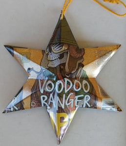 Beer Can Star - Voodoo Ranger IPA 6 inch