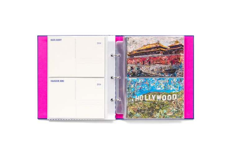 Vik Muniz: Postcards from Nowhere