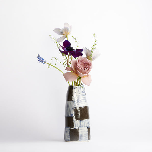 Medium Stacked Vase