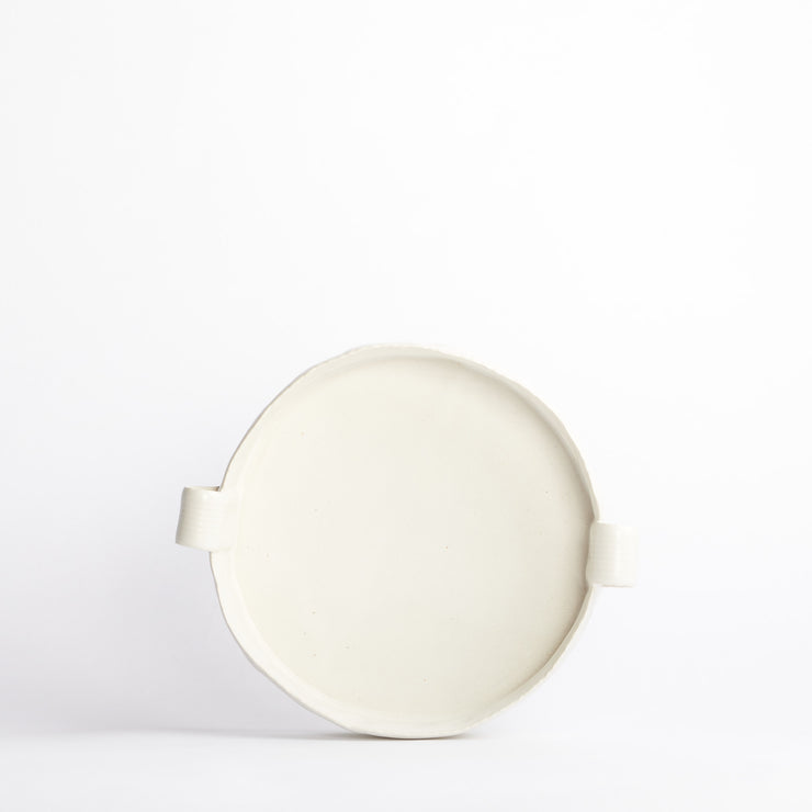 Large Round Porcelain Trays