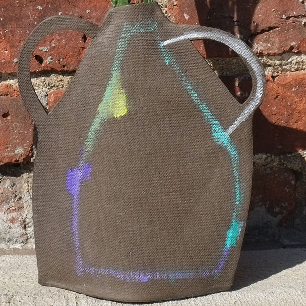 Bright Outlines Vase
