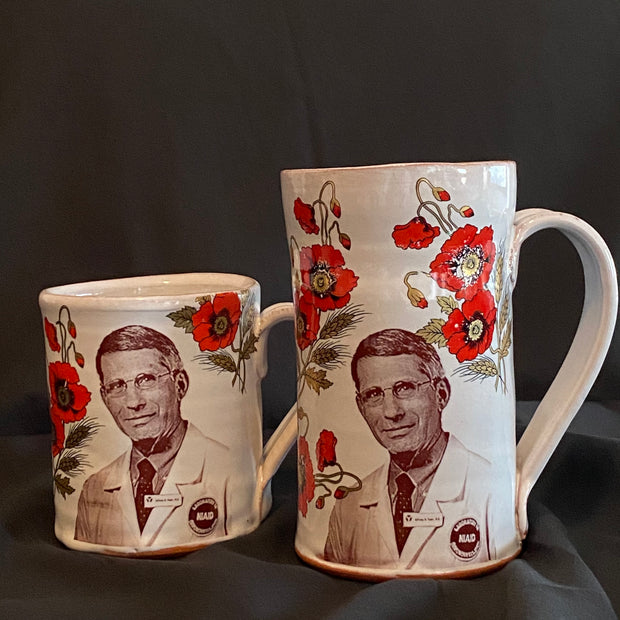 Dr Anthony Fauci Mugs