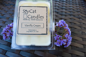 Vanilla Cream Wax Melt (2.5oz)