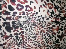 Laden Sie das Bild in den Galerie-Viewer, Hemdblusenkleid - Animalprint
