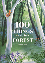 Load image into Gallery viewer, 100 Things to do in a Forest
