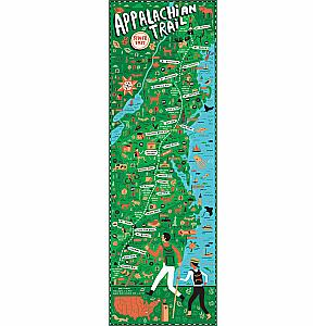 Appalachian Trail Puzzle by True South Puzzle