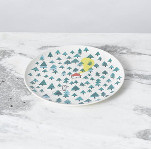 Dishware for the Earth Minded by Fable New York - Illustrated Collection