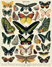 Load image into Gallery viewer, Butterflies Vintage 1,000 Piece Puzzle