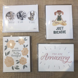 Card Bundle #2 - Encouragement