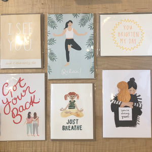 Card Bundle #5 - Encouragement