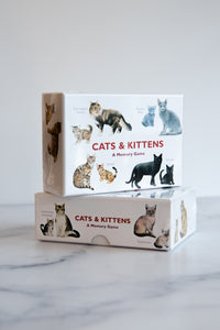 Cats & Kittens - A Memory Game