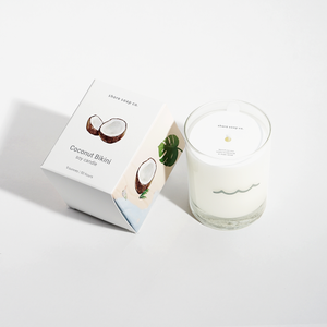 Shore Soap Co. Coconut Bikini Candle