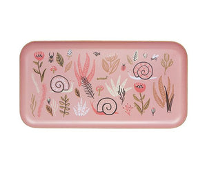 Small World Willow Wood Tray