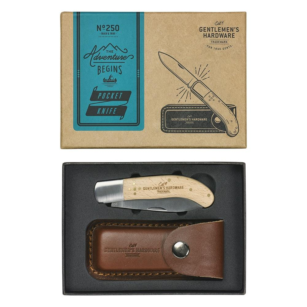 Gentlemen's Hardware Folding Pocket Knife