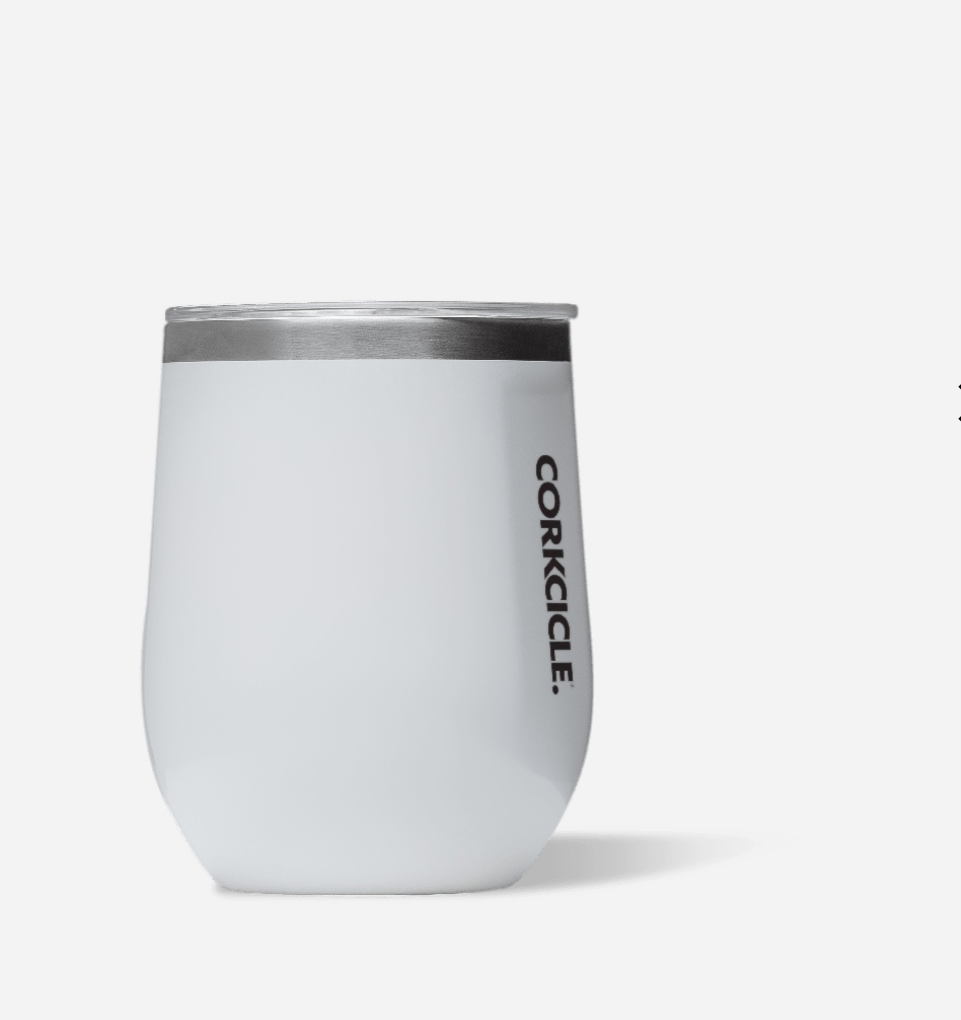 Corkcicle White Collection