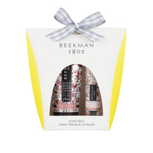 Load image into Gallery viewer, Beekman 1802 Pure Hand & Lip Hydration Kits