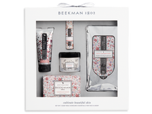 Load image into Gallery viewer, Beekman 1802 Set of 5 Goat Milk Skincare Essentials for Face & Body