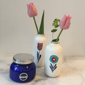 LOCAL ONLY: Bud Vase/Candle Bundle
