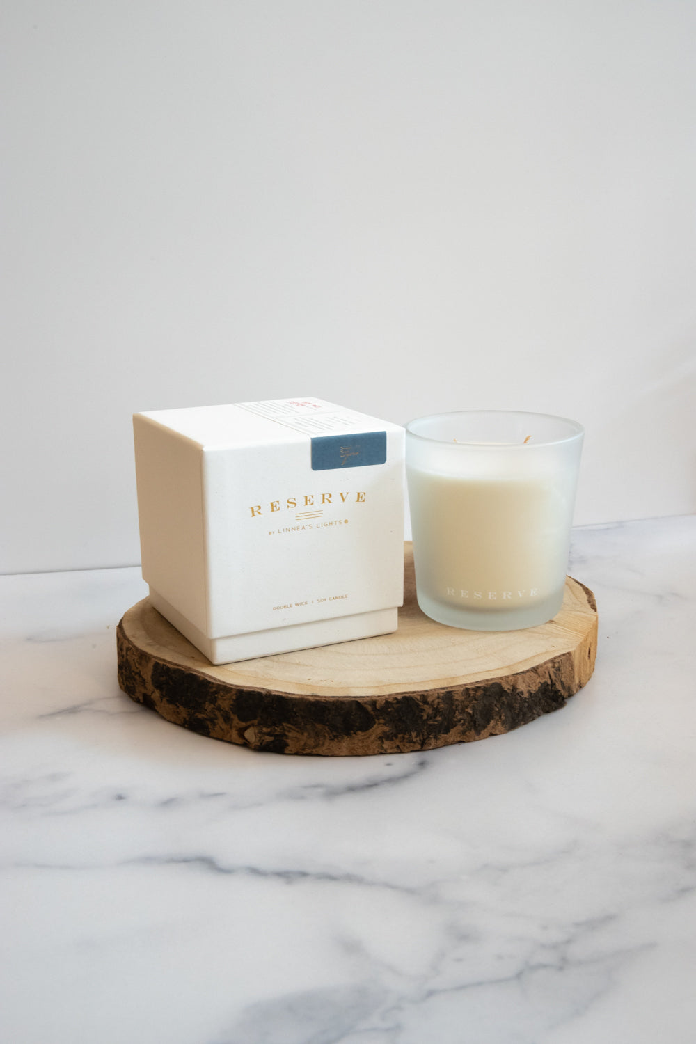 RESERVE: Fjord, 2-wick candle