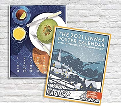 The 2021 Linnea Poster Calendar
