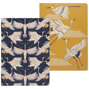Flight Of Fancy Notebook Set