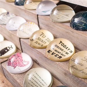 Whimsical Paper Weights