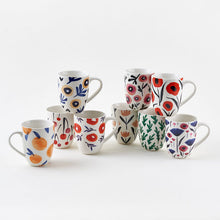 Load image into Gallery viewer, Porcelain Mugs