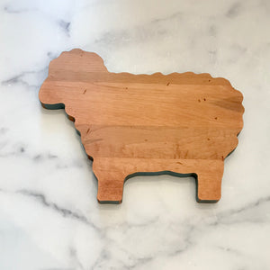 Maple Novelty Cutting Boards