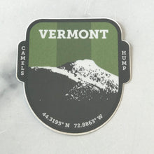 Load image into Gallery viewer, Vermont Stickers