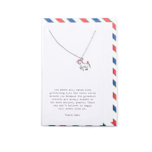 Air Mail Children's Necklaces
