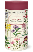 Load image into Gallery viewer, Botanic Garden Vintage 1,000 Piece Puzzle