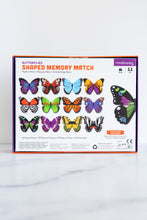 Load image into Gallery viewer, Butterflies Shaped Memory Match Game