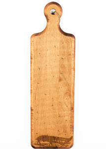 Maple Artisan Plank Serving Boards